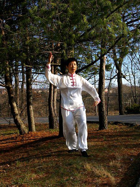 Authentic Eastern Health - Tai Chi